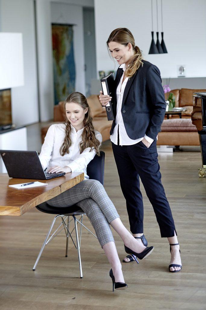 Anke_Businees mit Tochter